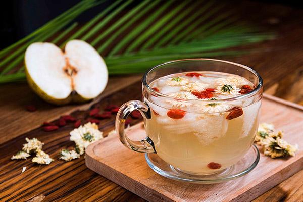 菊花枸杞茶的功效与作用 菊花枸杞茶对身体的好处